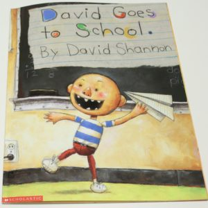 cover david goes to school