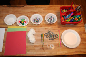 Making Puppets - Materials